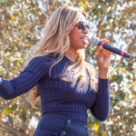 Laverne Cox at Trans March San Francisco