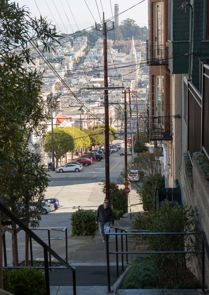 Russian Hill view