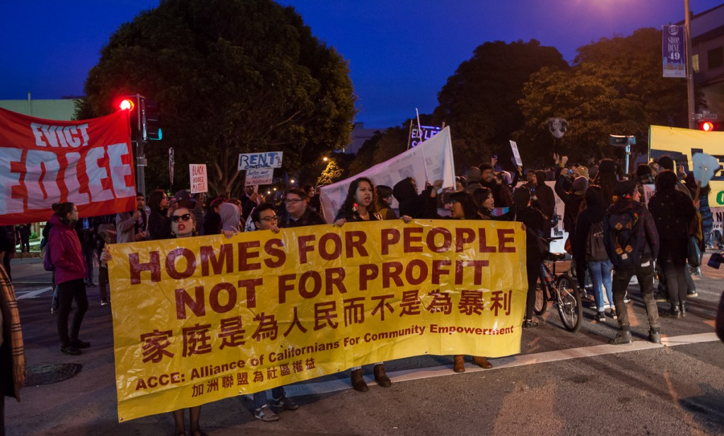 Homes for people, not for profit