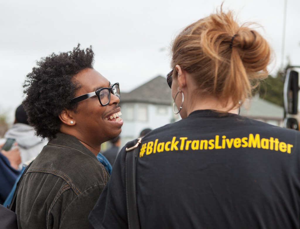 BlackTransLives Matter