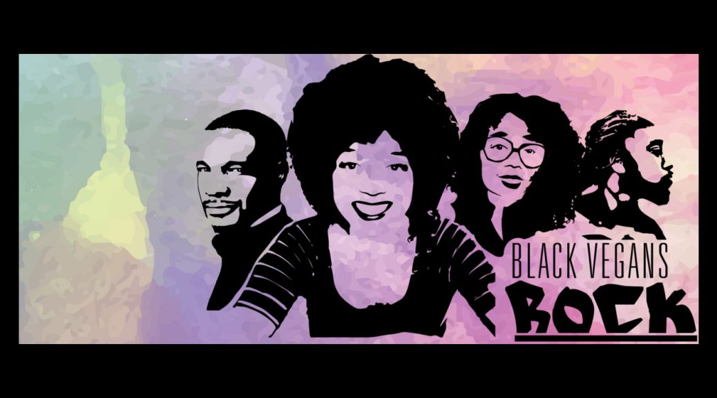 Black Vegans Rock banner
