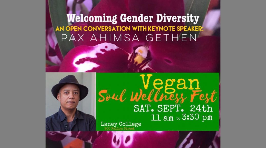 Vegan Soul Wellness banner