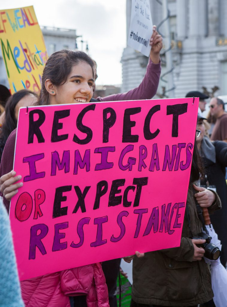 Respect Immigrants or Expect Resistance