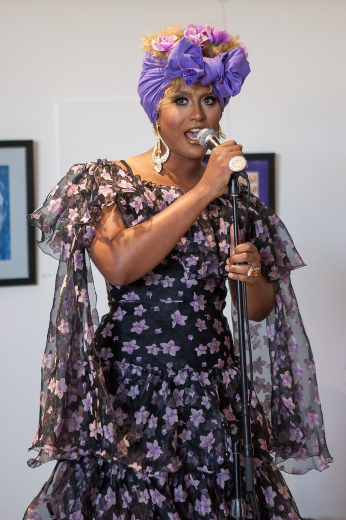 Honey Mahogany at SF LGBT Center