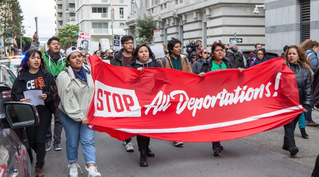 Stop all deportations